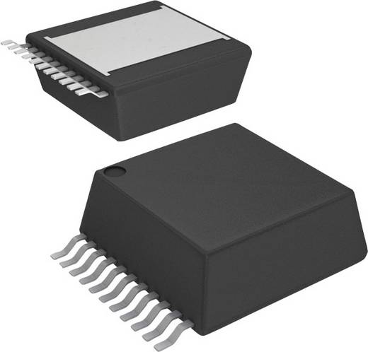 DC/DC-Wandler, SMD Texas Instruments LMZ22008TZ/NOPB 8 A Anzahl Ausgänge: 1 x