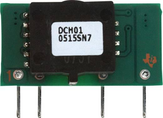 Texas Instruments DCH010515SN7 DC/DC-Wandler, Print 15 V 67 mA 1 W Anzahl Ausgänge: 1 x