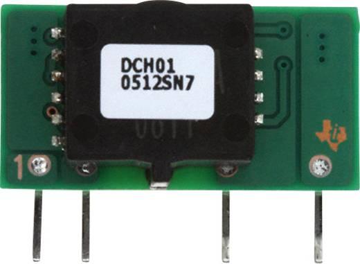 DC/DC-Wandler, Print Texas Instruments DCH010512SN7 12 V 83 mA 1 W Anzahl Ausgänge: 1 x
