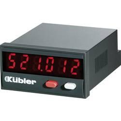 Čítač impulsů Kübler Codix 521 DC