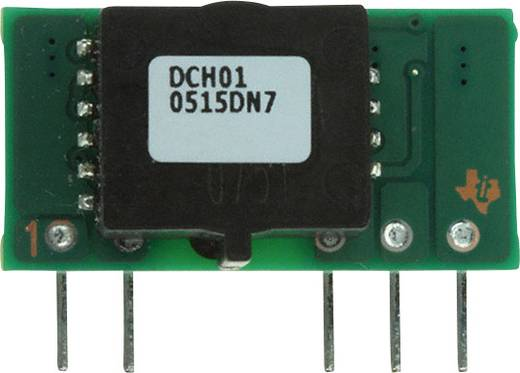 Texas Instruments DCH010515DN7 DC/DC-Wandler, Print 33 mA 1 W Anzahl Ausgänge: 2 x