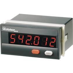 Počítadlo provozních hodin Kübler Codix 543 DC