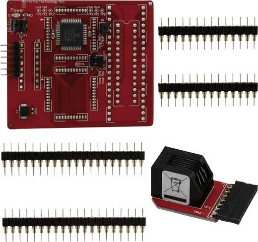 Erweiterungsboard Microchip Technology AC244026