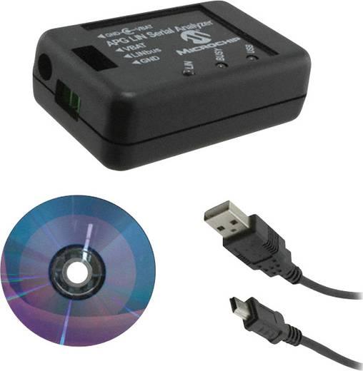 Entwicklungsboard Microchip Technology APGDT001