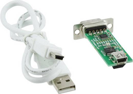 Entwicklungsboard Microchip Technology MCP2200EV-VCP