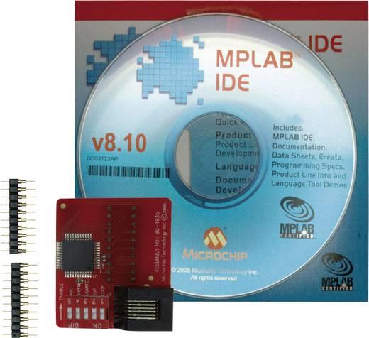Entwicklungsboard Microchip Technology AC162061