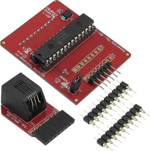 Erweiterungsboard Microchip Technology AC244043