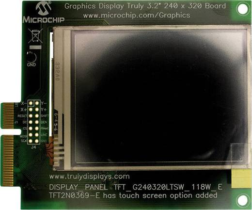 Erweiterungsboard Microchip Technology AC164127-4