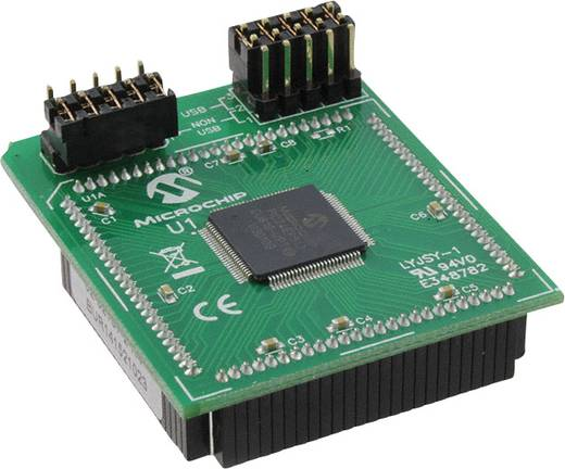 Erweiterungsboard Microchip Technology MA240025-1