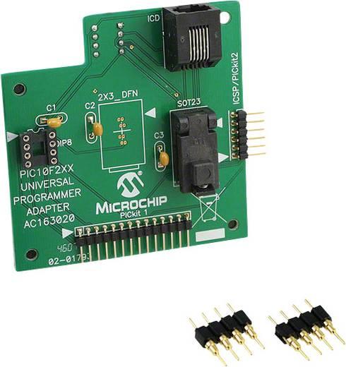Entwicklungsboard Microchip Technology AC163020