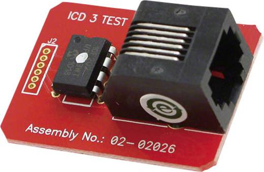 Entwicklungsboard Microchip Technology AC164113