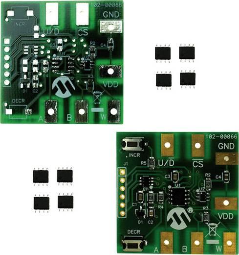 Entwicklungsboard Microchip Technology MCP402XEV