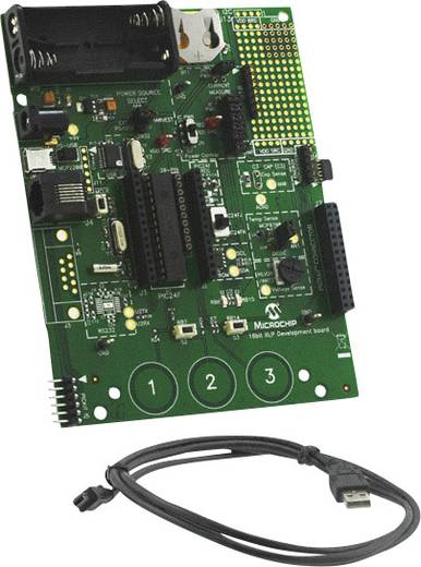 Entwicklungsboard Microchip Technology DM240311