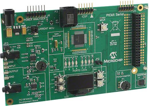 Entwicklungsboard Microchip Technology DM164134