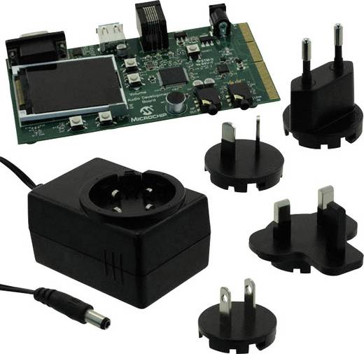 Entwicklungsboard Microchip Technology DM320011