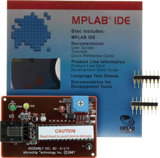 Entwicklungsboard Microchip Technology AC162083
