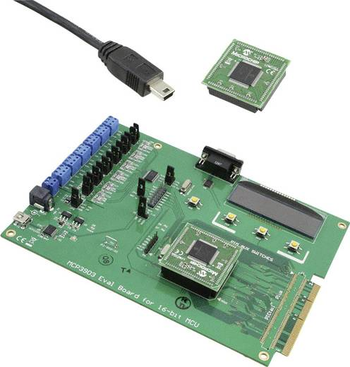 Entwicklungsboard Microchip Technology ADM00310