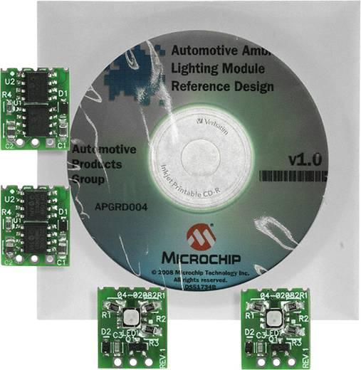Erweiterungsboard Microchip Technology APGRD004