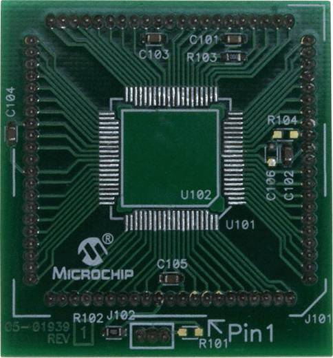 Erweiterungsboard Microchip Technology MA180016