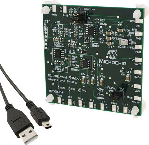 Entwicklungsboard Microchip Technology ARD00354