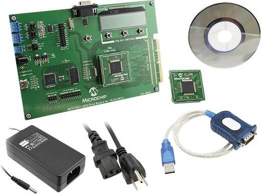 Entwicklungsboard Microchip Technology MCP3901EV-MCU16