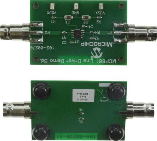 Entwicklungsboard Microchip Technology MCP661DM-LD