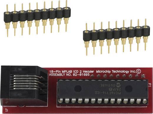 Entwicklungsboard Microchip Technology AC162054