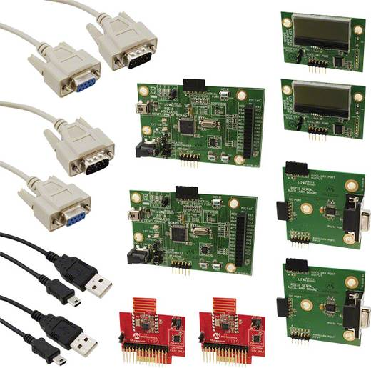 Starter-Kit Microchip Technology DM182015-2