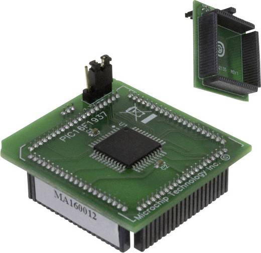 Entwicklungsboard Microchip Technology MA160012