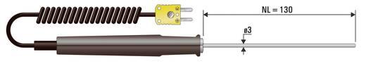 Einstechfühler B+B Thermo-Technik EHF 1xK NL 130 -50 bis +400 °C Fühler-Typ K Kalibriert nach Werksstandard (ohne Zerti