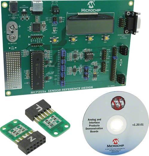 Entwicklungsboard Microchip Technology MCP355XDV-MS1