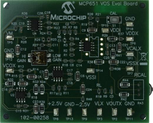 Entwicklungsboard Microchip Technology MCP651EV-VOS