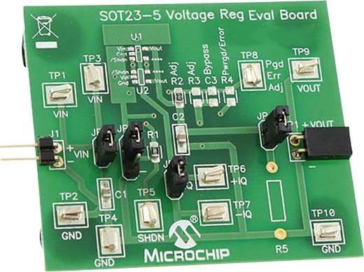 Entwicklungsboard Microchip Technology SOT23-5EV-VREG