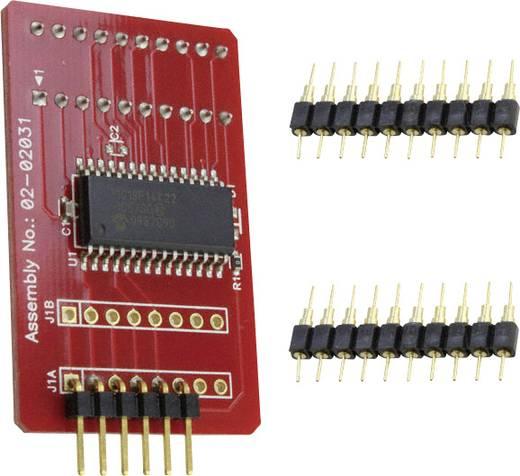 Erweiterungsboard Microchip Technology AC244033