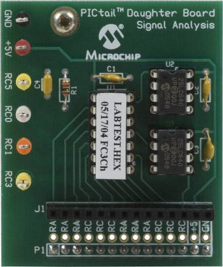 Erweiterungsboard Microchip Technology AC164120