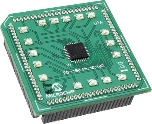 Erweiterungsboard Microchip Technology MA330026