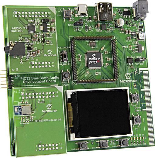 Entwicklungsboard Microchip Technology DV320032
