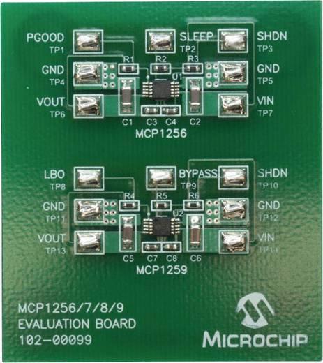 Entwicklungsboard Microchip Technology MCP1256/7/8/9EV