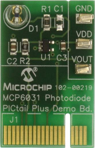 Entwicklungsboard Microchip Technology MCP6031DM-PTPLS