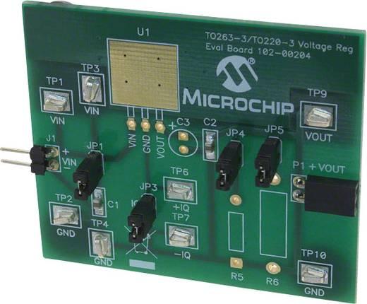 Entwicklungsboard Microchip Technology TO263-3EV-VREG