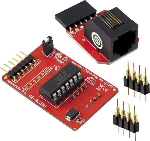 Entwicklungsboard Microchip Technology AC244050