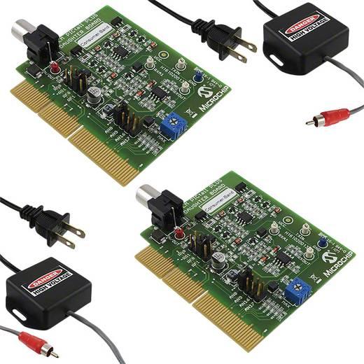 Erweiterungsboard Microchip Technology AC164142