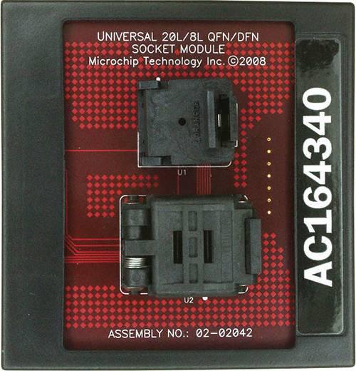Entwicklungsboard Microchip Technology AC164340