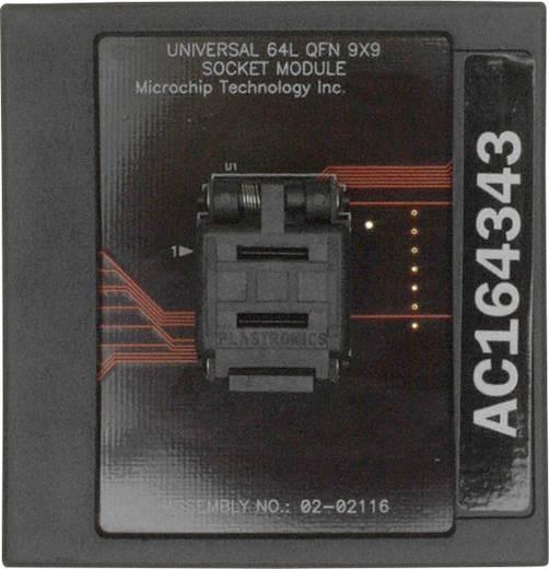 Entwicklungsboard Microchip Technology AC164343