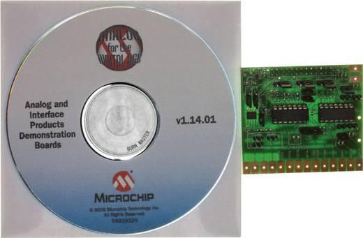 Erweiterungsboard Microchip Technology MCP4XXXDM-DB