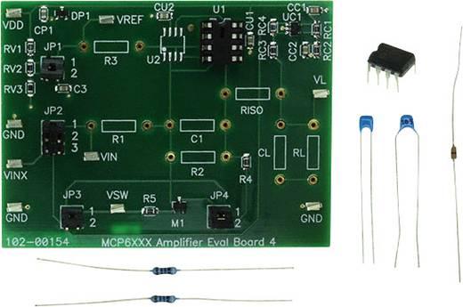 Entwicklungsboard Microchip Technology MCP6XXXEV-AMP4