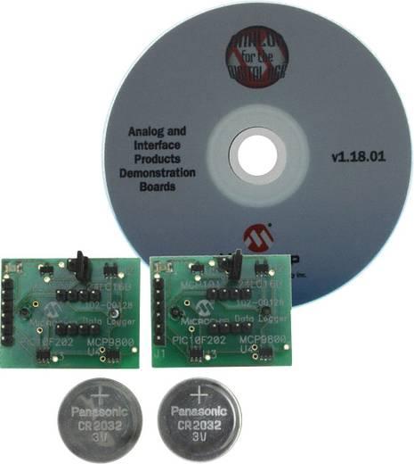 Entwicklungsboard Microchip Technology MCP9800DM-DL2