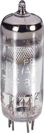 Elektronenröhre EBF 89 = 6 DC 8 Doppeldiode-Pentode 250 V 9 mA Polzahl: 9 Sockel: Noval Inhalt 1 St.