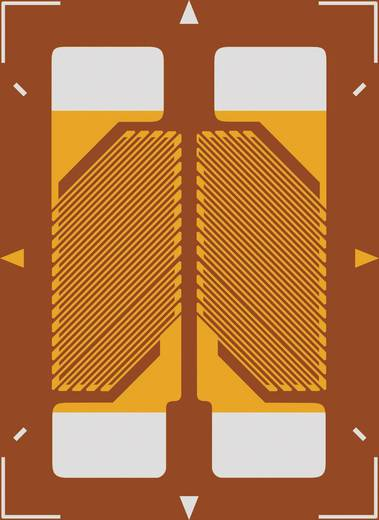 Dehnmessstreifen 1 St. ECF-350-3HA-A-(16)-O-SP (L x B) 9.4 mm x 6.7 mm