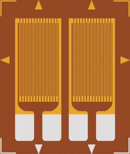 Dehnmessstreifen 1 St. ECF-350-3FB-(11)-O-SP (L x B) 7.4 mm x 7.2 mm